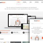 Themes de WordPress en HTML5