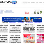 BlackberryPinBBM: Consigue imágenes para BlackBerry Messenger