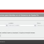 Como solicitar un turno para el DNI en Rosario por internet