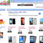 Comprar móviles chinos por internet