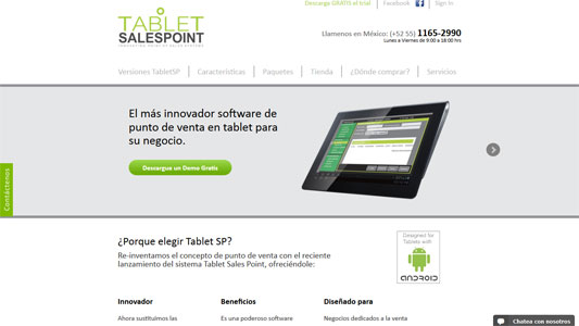 Tablet SP