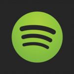 Dedicatorias a la aplicación Spotify