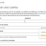 Crear una cuenta de Hotmail aún es posible