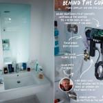 Google inventó un espejo inteligente