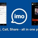 imo: la aplicación de videollamadas y mensajería