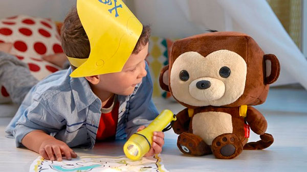 Oso Fisher Price Hacker