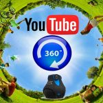 Videos en 360º disponibles en Youtube