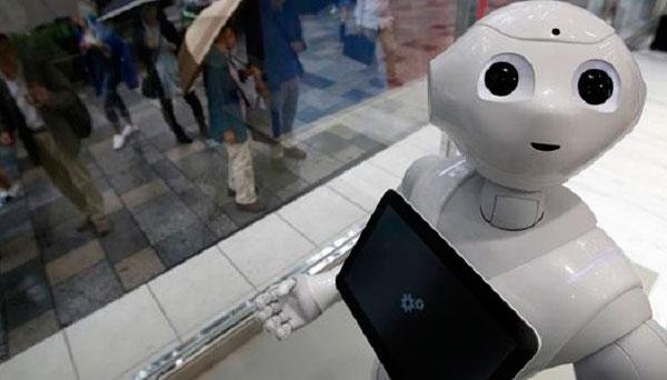 Robot para solitarios
