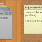 Sticky Notes: Extensión de notas para Google Chrome