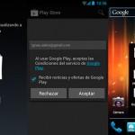 Instalar nuevamente Google Play en el móvil o tablet
